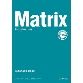 Matrix Introduction Teacher's Book