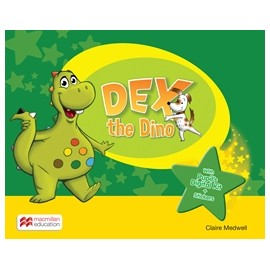 Dex the Dino Pupil's Book