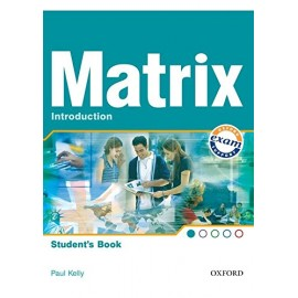 Matrix Introduction Student's Book