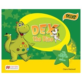 Dex the Dino Pupil's Book Pack Plus