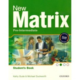 New Matrix Pre-intermediate Student's Book