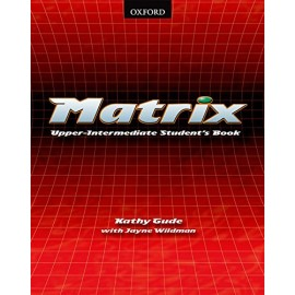 Matrix Upper-Intermediate Student's Book