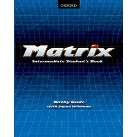 Matrix Intermediate Student's Book