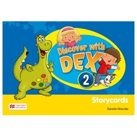 Discover with Dex 2 Story Cards