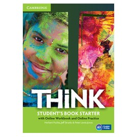 Think Starter Student's Book Pack + Online Workbook + Online Practice