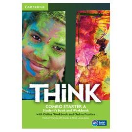 Think Starter Combo A + Online Workbook + Online Practice
