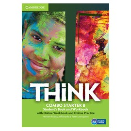 Think Starter Combo B + Online Workbook + Online Practice