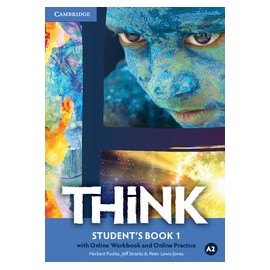Think 1 Student's Book + Online Workbook + Online Practice