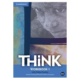Think 1 Workbook + Online Practice