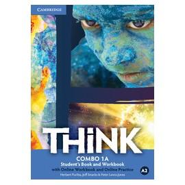Think 1 Combo A + Online Workbook + Online Practice