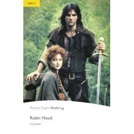 Pearson English Readers: Robin Hood
