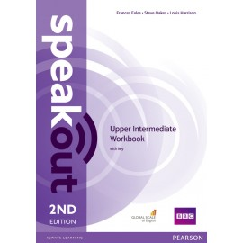 Speakout Upper-Intermediate Second Edition Workbook with Key