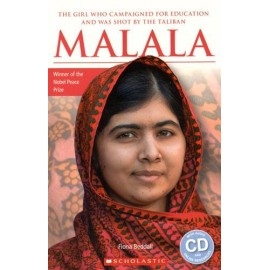 Scholastic Readers: Malala + Audio CD