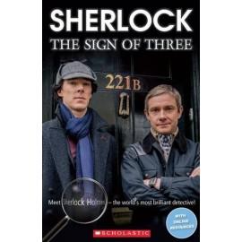 Scholastic Readers: Sherlock - The Sign of Three