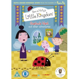 Ben and Holly's Little Kingdom Vol.2 DVD: Gaston's Visit and other adventures