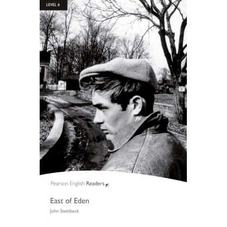 East of Eden + MP3 Audio CD Pearson 9781408274224