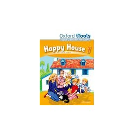 Happy House 1 Third Edition iTools DVD-ROM