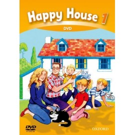 Happy House 1 Third Edition DVD