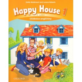 Happy House 1 Third Edition Class Book Czech Edition