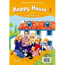 Happy House 1 Third Edition Top Up Teacher's Resource Pack