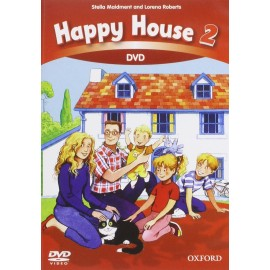 Happy House 2 Third Edition DVD