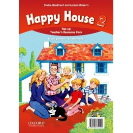 Happy House 2 Third Edition Top Up Teacher's Resource Pack