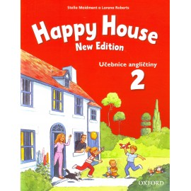 Happy House New Edition 2 Class Book Czech Edition