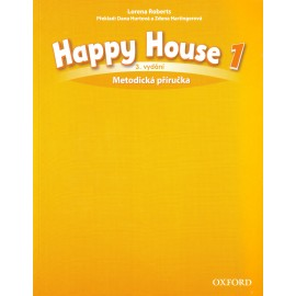 Happy House 1 Third Edition Teacher's Book Czech Edition