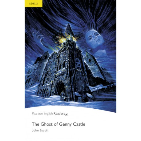 The Ghost of Genny Castle + MP3 Audio CD Pearson 9781408285039
