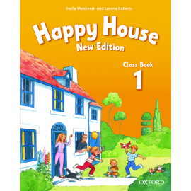Happy House New Edition 1 Class Book