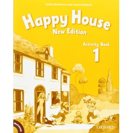 Happy House New Edition 1 Activity Book + MultiROM