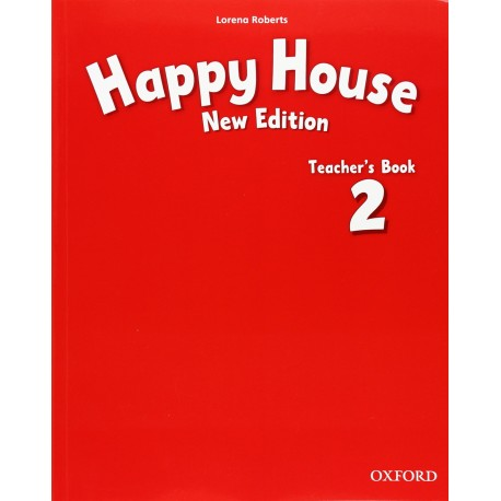 Happy House New Edition 2 Teacher's Book Oxford University Press 9780194730297