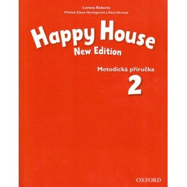 Happy House New Edition 2 Teacher's Book Czech Edition