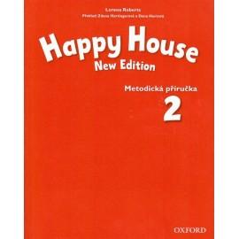 Happy House New Edition 2 Teacher's Book Czech Edition