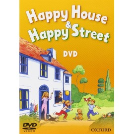 New Happy House / Happy Street DVD