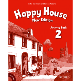 Happy House New Edition 2 Activity Book + MultiROM