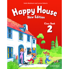 Happy House New Edition 2 Class Book