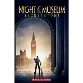 Scholastic Readers: Night at the Museum - Secret of the Tomb