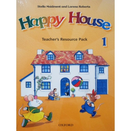 Happy House 1 Teacher's Resource Pack Oxford University Press 9780194338295