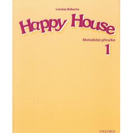 Happy House 1 Teacher's Book Czech Edition