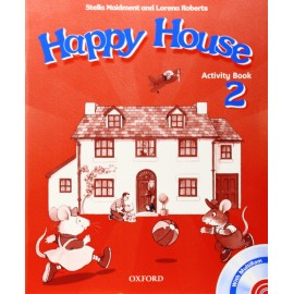 Happy House 2 Activity Book + MultiROM
