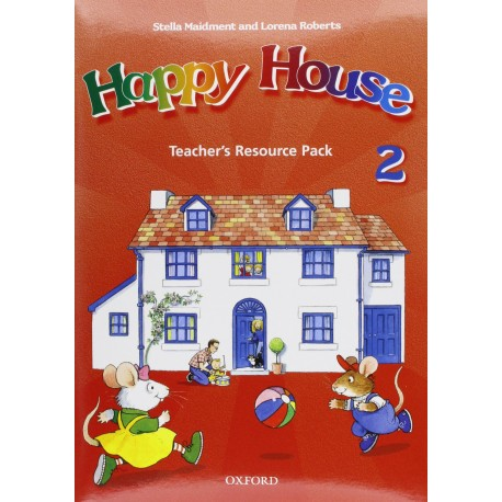 Happy House 2 Teacher's Resource Pack Oxford University Press 9780194318228