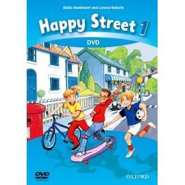 Happy Street 1 Third Edition DVD