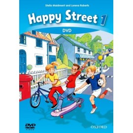 Happy Street 1 Third Edition DVD