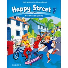Happy Street 1 Third Edition Class Book Czech Edition