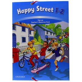 Happy Street 1 & 2 Third Edition Top Up Teacher's Resource Pack