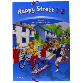 Happy Street 1 & 2 Third Edition Top Up Teacher's Resource Pack