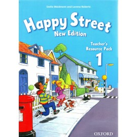 Happy Street New Edition 1 Teacher's Resource Pack