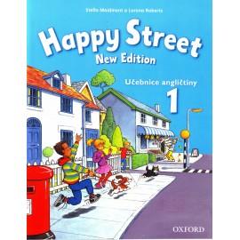 Happy Street New Edition 1 Class Book Czech Edition