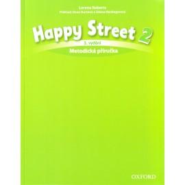 Happy Street 2 Third Edition Teacher's Book Czech Edition
